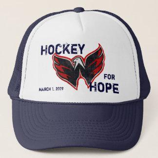 Hockey pour le casquette 2b d'espoir