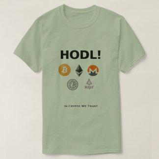 HODL ! T-shirt de base