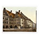Hofbrauhaus, classique Phot de Munich, Bavière, Al Cartes Postales