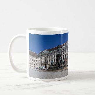 Hofburg Mug Blanc