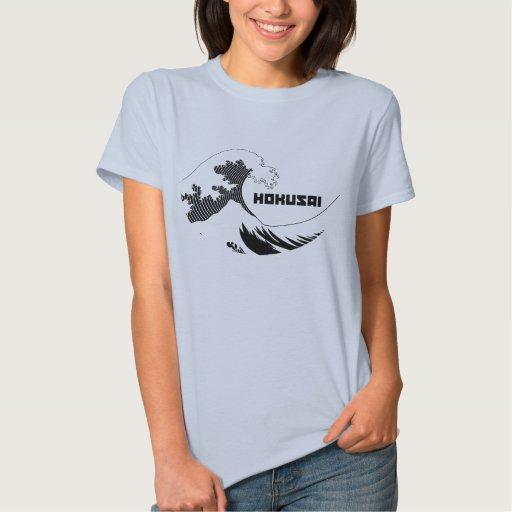 Hokusai - la grande vague t-shirts