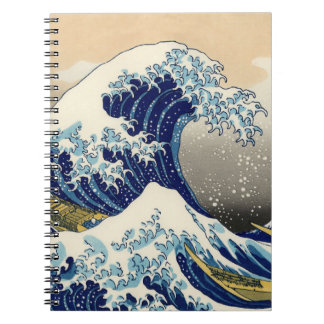Hokusai le grand carnet de vague