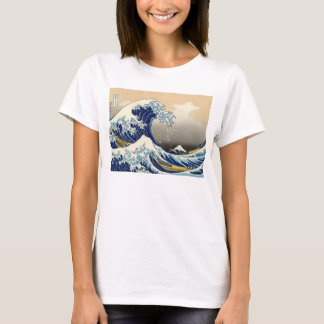 Hokusai le grand T-shirt de vague