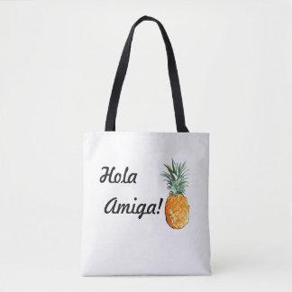 Hola Amiga Fourre-tout Tote Bag