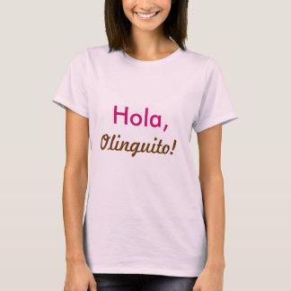 Hola, T-shirt d'Olinguito