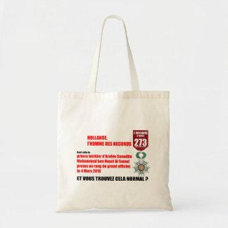 Hollande Record Legions d'Honneur - Tote Bag