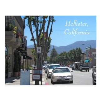 Hollister du centre cartes postales