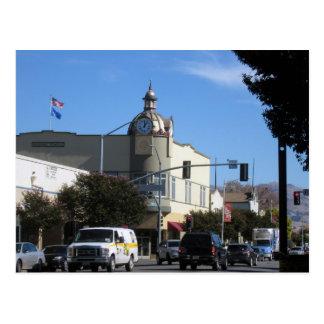Hollister du centre, la Californie Carte Postale