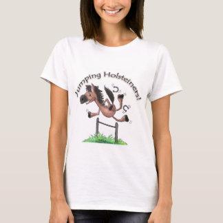 Holsteiners sautant ! t-shirt