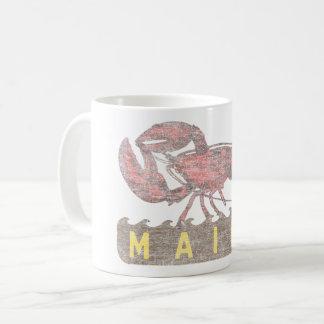 Homard de rouge du Maine Mug