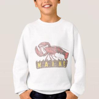 Homard de rouge du Maine Sweatshirt