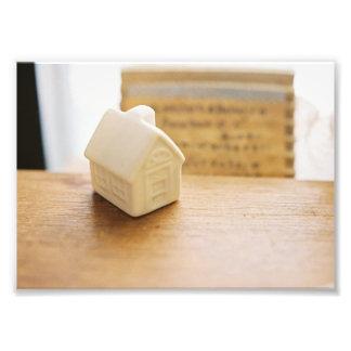 Home(photo print) impression photo
