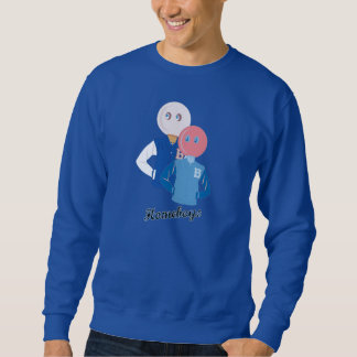 Homeboys - design in any colour sweat-shirt