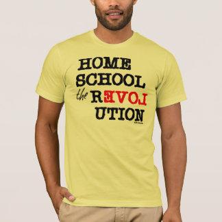 Homeschool la révolution t-shirt