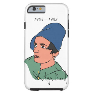 Hommage d'Ayn Rand Coque Tough iPhone 6