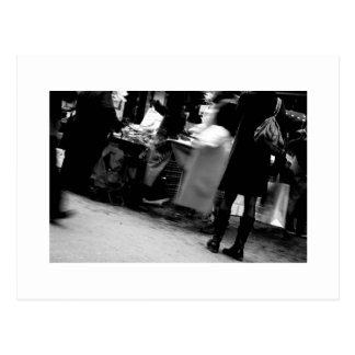 Hommage de Daguerre Paris de rue à Agnès Varda Carte Postale