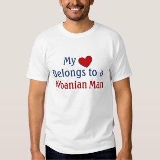 Homme albanais t-shirts