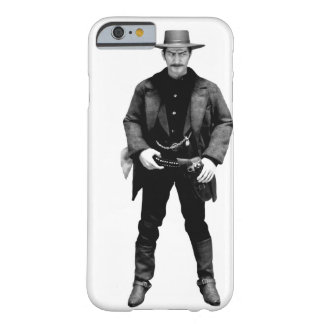 Homme d'arme à feu coque iPhone 6 barely there
