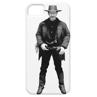 Homme d'arme à feu coques iPhone 5 Case-Mate