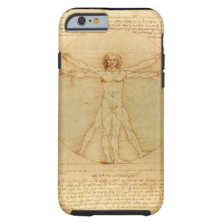 Homme de da Vinci Vitruvian Coque Tough iPhone 6