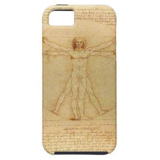 Homme de da Vinci Vitruvian Étui iPhone 5