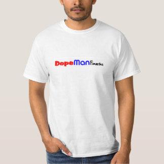 Homme de dopant frais t-shirts