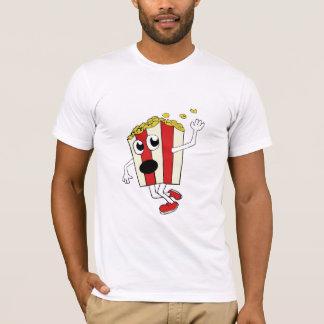Homme de maïs éclaté t-shirt