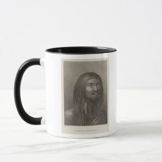 Homme de Nootka, Colombie-Britannique Mug