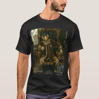 Homme de paille amorti (foncé) t-shirt