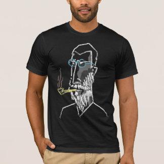 homme de pensée t-shirt