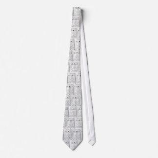 Homme de proportion de Leondardo da Vinci Cravates