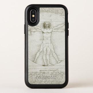 Homme de Vitruvian par Leonardo da Vinci