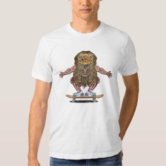 Homme des cavernes de Vanwizle T-shirt