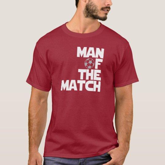 homme du match t-shirt