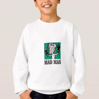 homme fol maigre sweatshirt