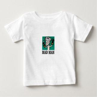homme fol maigre t-shirt pour bébé