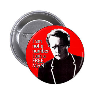 Homme libre badge