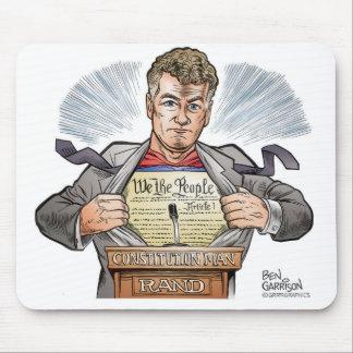 Homme Mousepad de constitution de Paul de Tapis De Souris