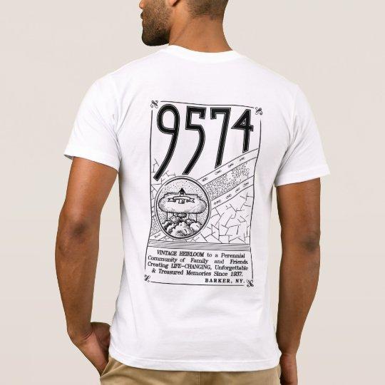 Hommes adaptés t-shirt