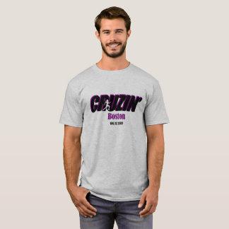 Hommes Cruzin Boston T-shirt