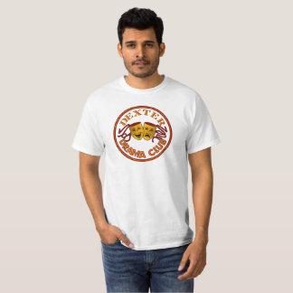 Hommes de base de T-shirt de logo de drame de CSAD
