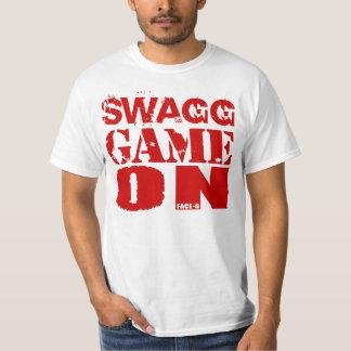 """Hommes de Galletti """"jeu de Swagg sur"""" la pièce en T-shirt"""
