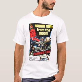 """""""Hommes de radar tee - shirt de lune"""" T-shirt"""
