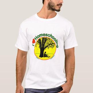 Hommes de T-shirt de Homeschool