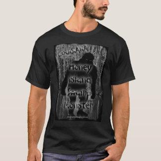 Hommes de T-shirt de monstre de marais d'île de