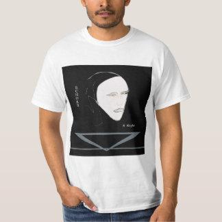 Hommes de T-shirt d'échos/femmes B. Keyler Band