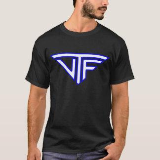 Hommes de VTF (logo bleu de frontière) T-shirt