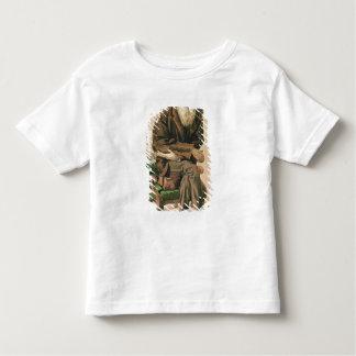 Hommes du jour, no. 33, Charles Darwin T-shirt Pour Les Tous Petits