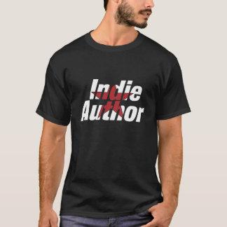 Hommes indépendants de T-shirt d'auteur (logo