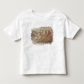 Hommes pêchant sur le Nil T-shirt Pour Les Tous Petits